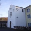 Die neue Kirche der Ordensschwestern