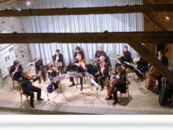 """Klassik in der Scheune – """"Beethoven transatlantisch"""" @ Zehntscheune Kloster Heisterbach"""